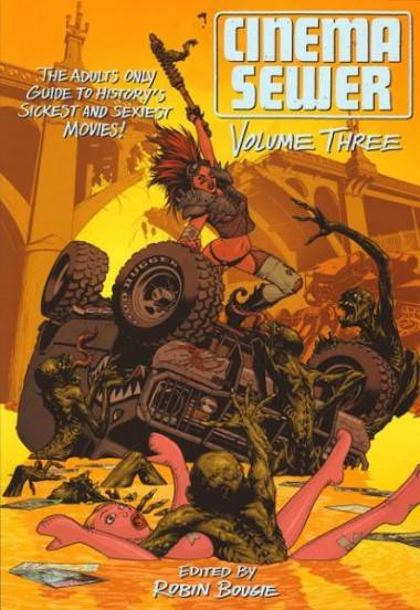 Cinema Sewer Volume 3 cover