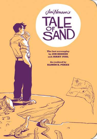 A Tale of Sand cover art.