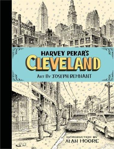Harvey Pekar's Cleveland cover