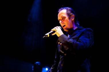 Peter Murphy at Venue photo