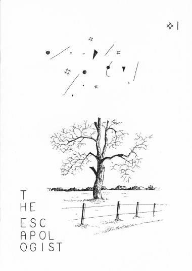 The Escapologist art by Simon Moreton
