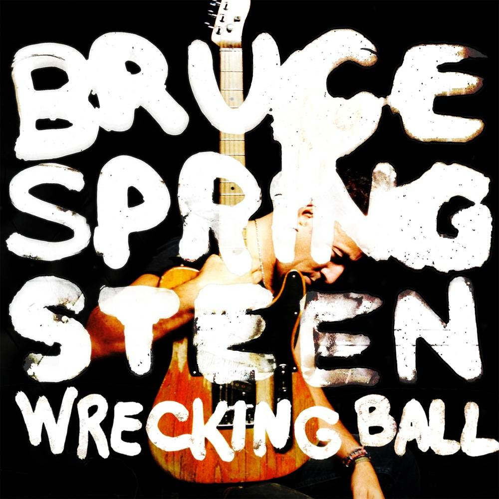 Bruce Springsteen's Wrecking Ball release date announced