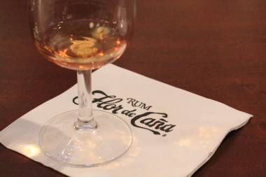 Flor de cana rum photo