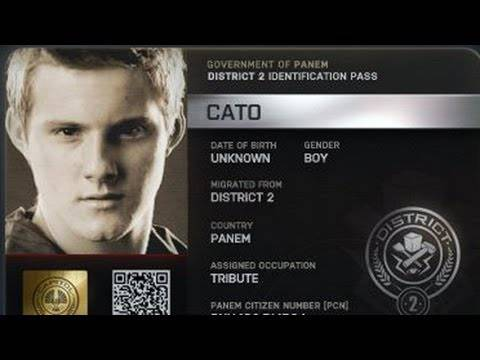 meet cato singles 'hunger games': meet the cast  (cato) and jack quaid (marvel)  nicknamed foxface by katniss, she is a clever nemesis who never utters a single word in the book though she does let.