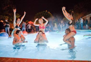 Project X swimming pool movie image