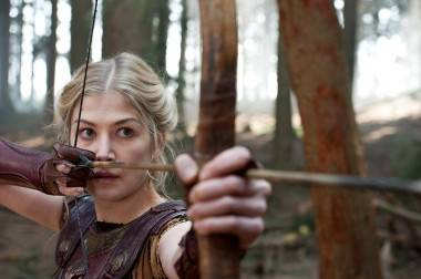 ROSAMUND PIKE in €œWRATH OF THE TITANS