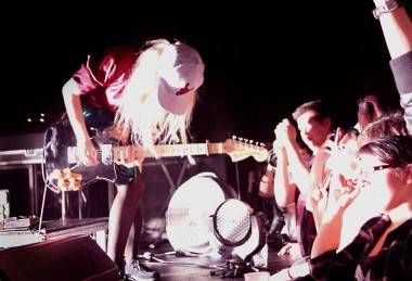 The Ting Tings at the Commodore Ballroom