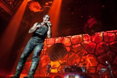 Rammstein at Rogers photo