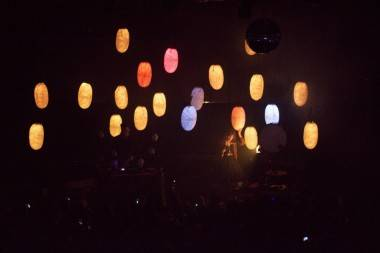 Photo - Purity Ring at Venue, Vancouver Sept 7 2012 by Kirk Chantraine