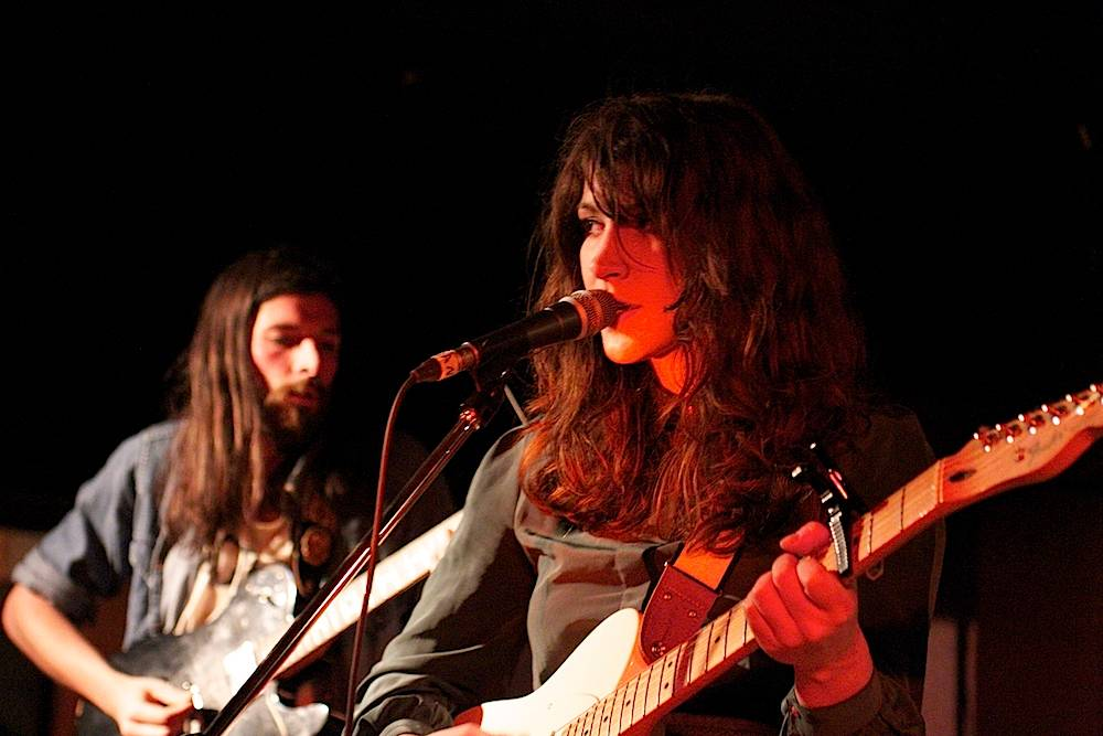 Widowspeak at the Media Club, Vancouver