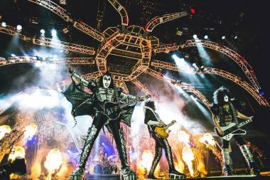 KISS Monster Tour Vancouver