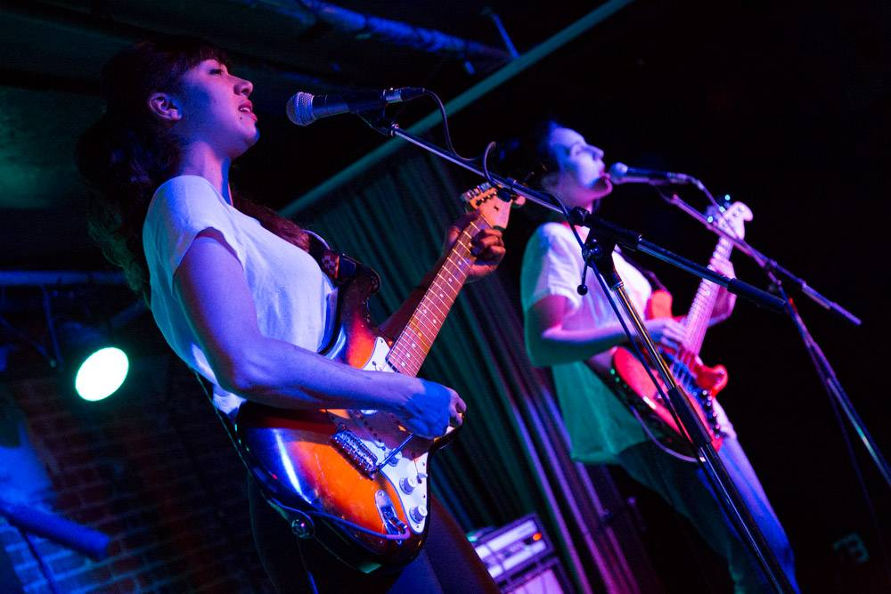La Luz at the Electric Owl Feb 5. Kirk Chantraine photo.