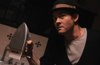 David Koechner in the movie Cheap Thrills