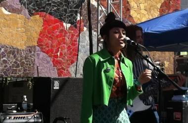 Jessica Hernandez at Bumbershoot 2014