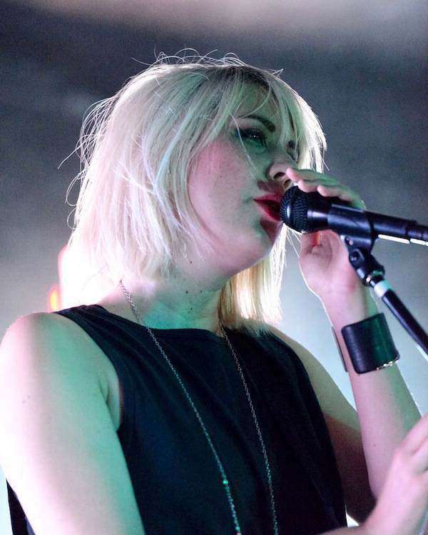 EMA at Electric Owl, Vancouver, Oct 25 2014