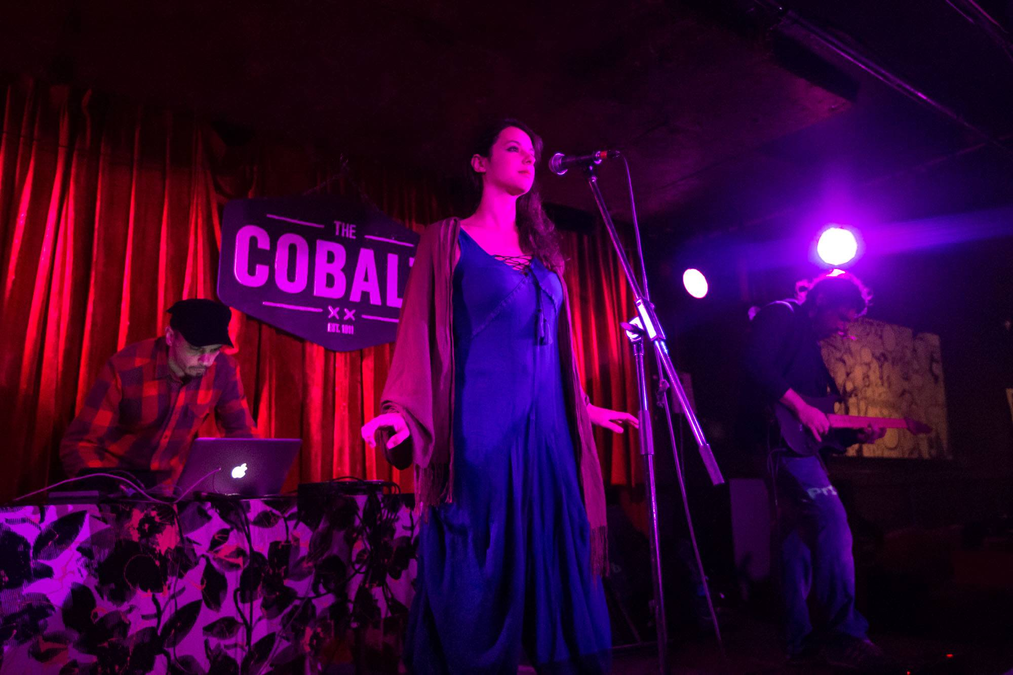 Keep Shelley In Athens at the Cobalt, Vancouver, Nov. 22 2015. Kirk Chantraine photo.