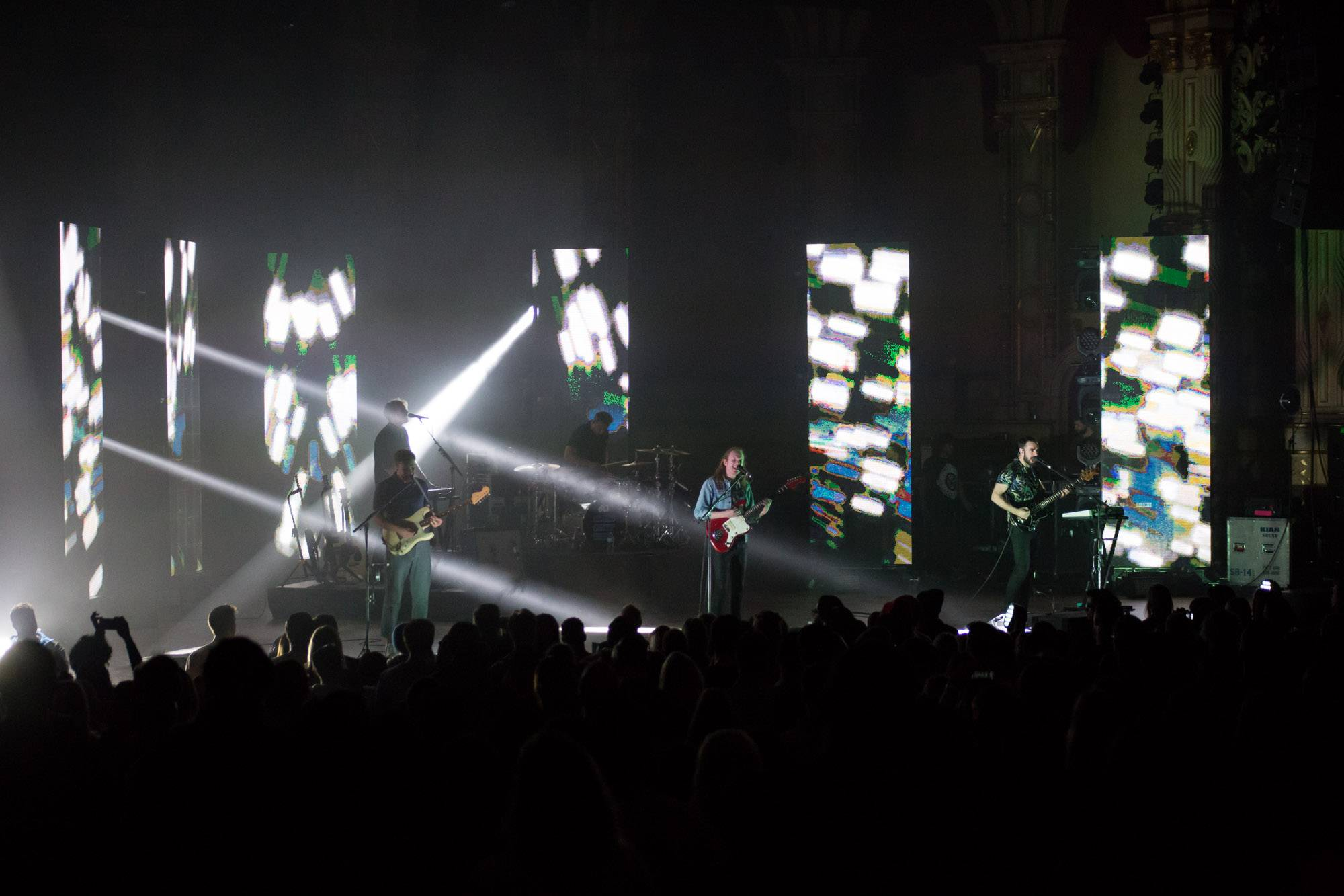 Two Door Cinema Club at the Orpheum Theatre - The Snipe News