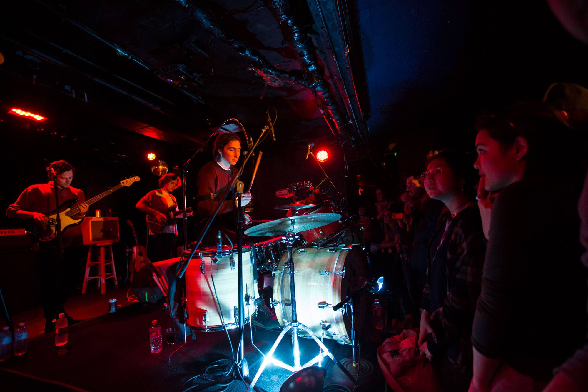 Whitney at the Biltmore Cabaret, Vancouver, Apr. 10 2017. Kirk Chantraine photo.