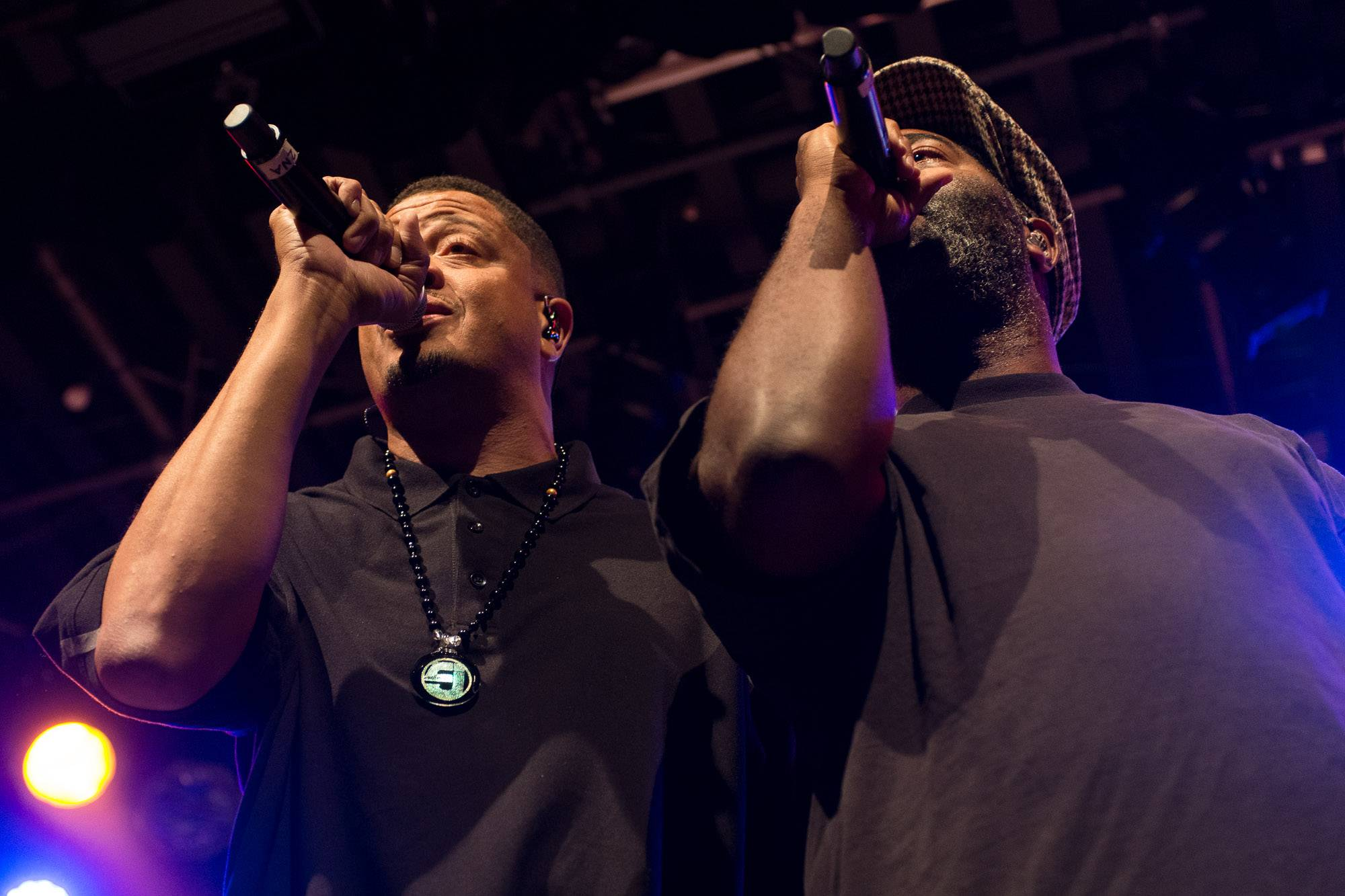 Jurassic 5 at the Commodore Ballroom, Vancouver, June 23 2017. Jessica Vandergulik photo.