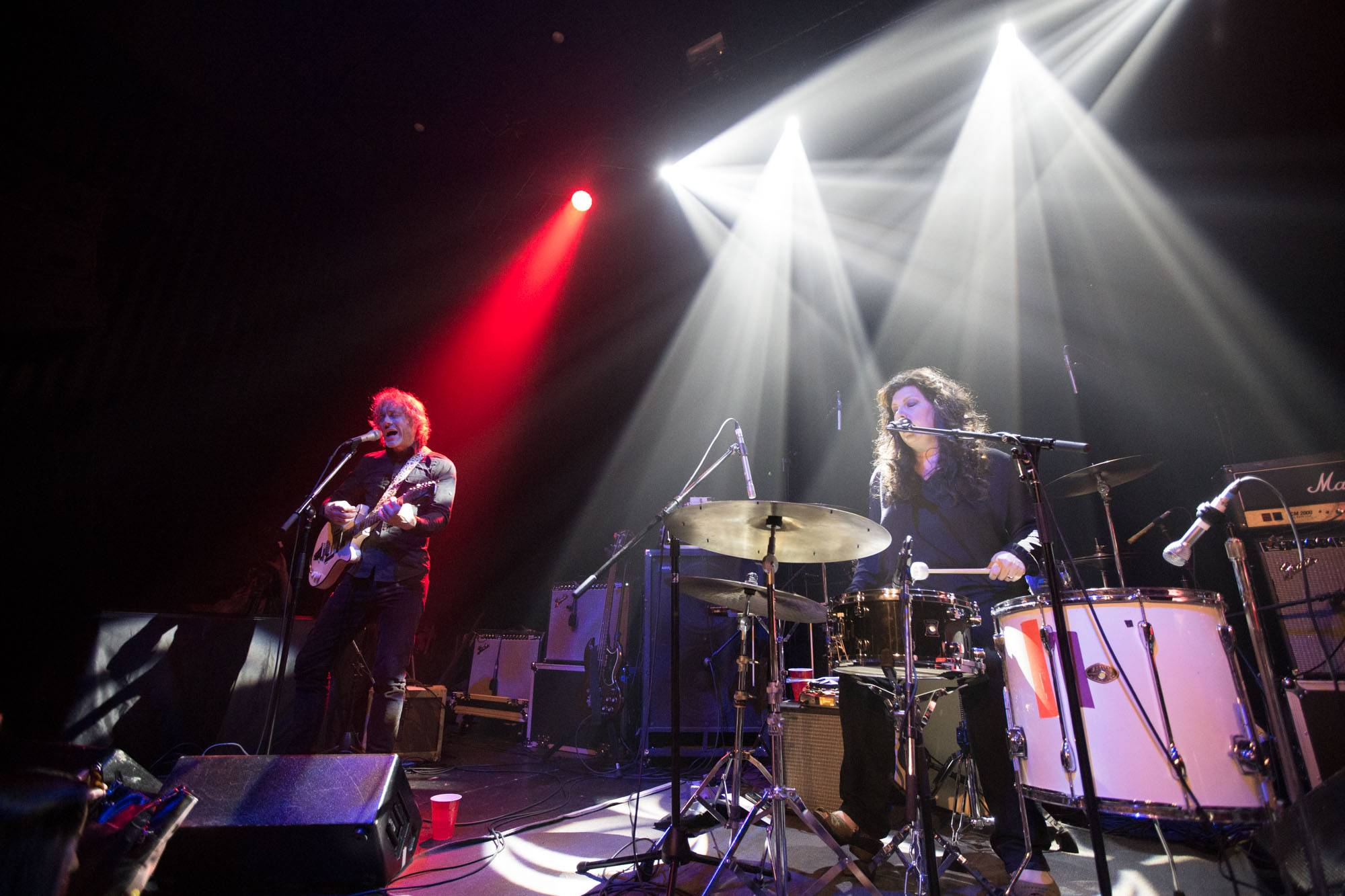 Low at the Imperial Theatre, Vancouver, June 17 2017. Kirk Chantraine photo.