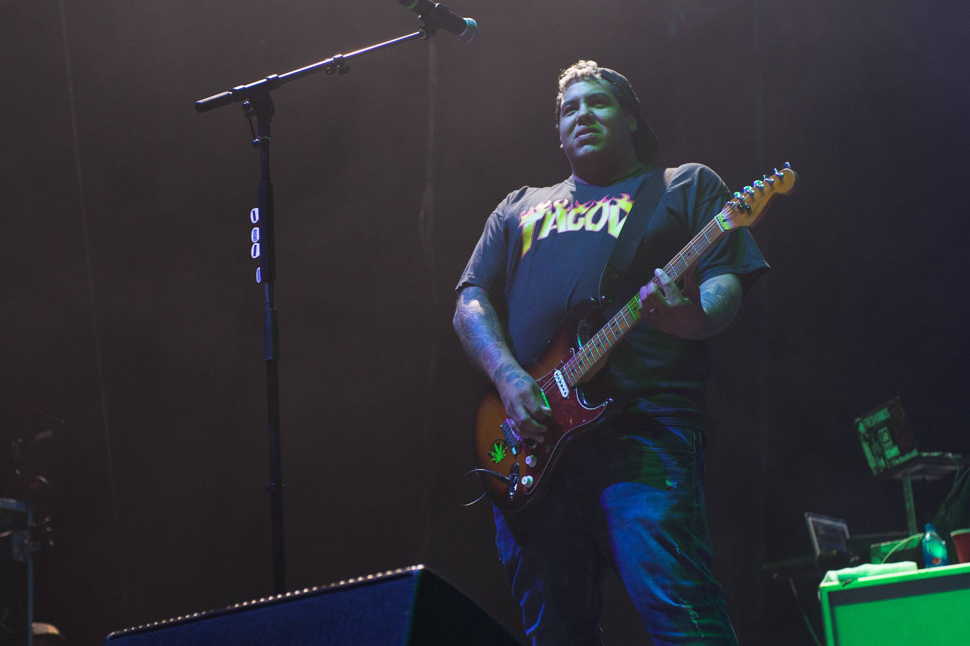 Sublime with Rome at the Abbotsford Centre, Abbotsford, July 7 2017. Jessica Vandergulik photo.