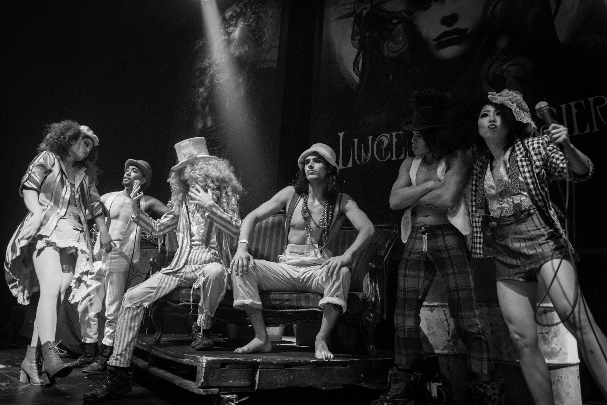 Lucent Dossier Experience at the Imperial Theatre, Vancouver, Aug 10 2017. Jason Martin photo.