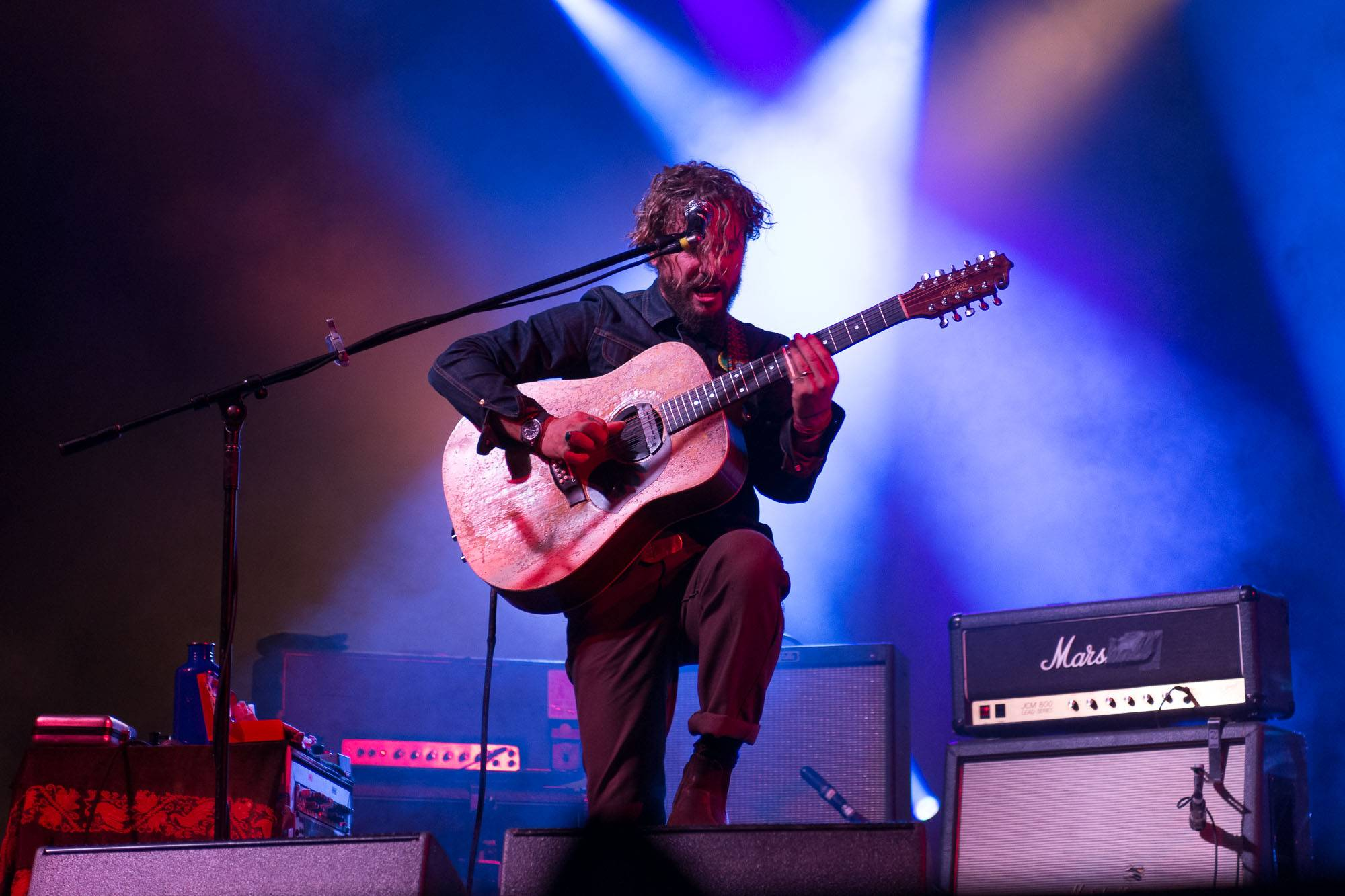 John Butler Trio at the Malkin Bowl, Vancouver, Sept 9 2017. Jessica Vandergulik photo.