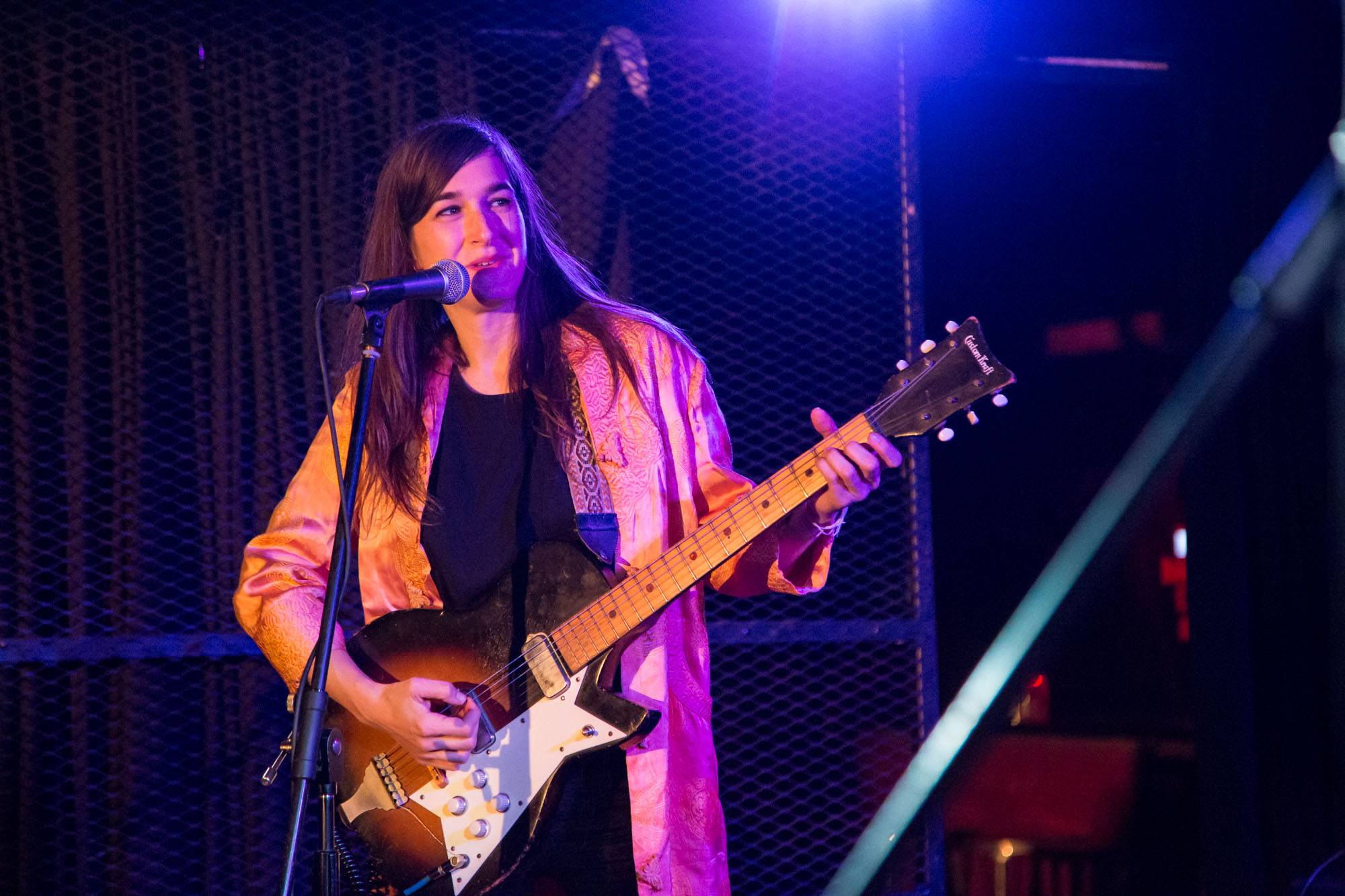 Jenny O at the Biltmore Cabaret, Vancouver, Sept 23 2017. Kirk Chantraine photo.