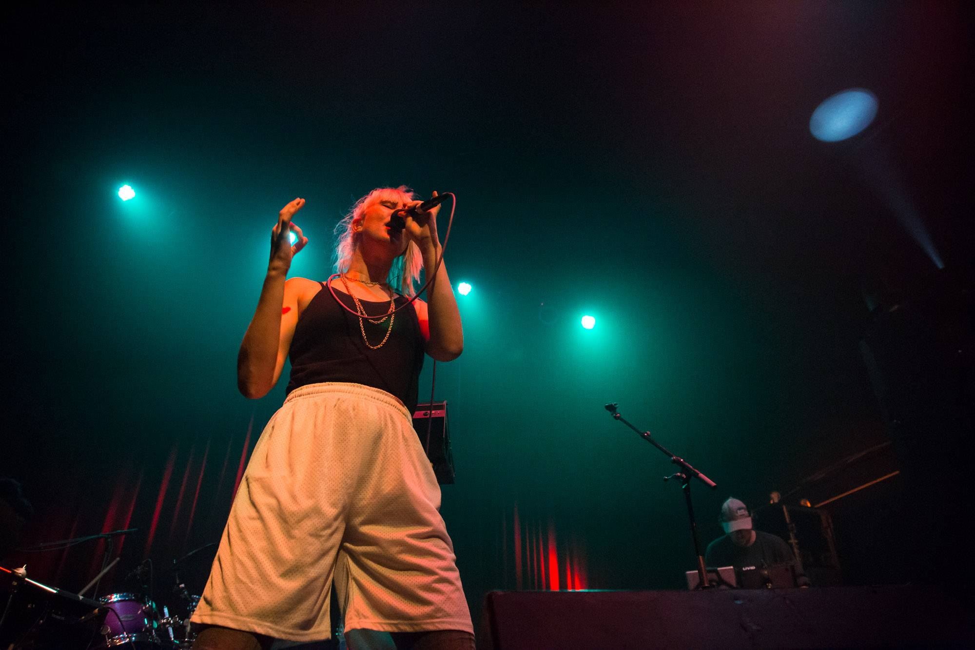 EMA at the Fox Cabaret, Vancouver, Oct 27 2017. Kirk Chantraine photo.