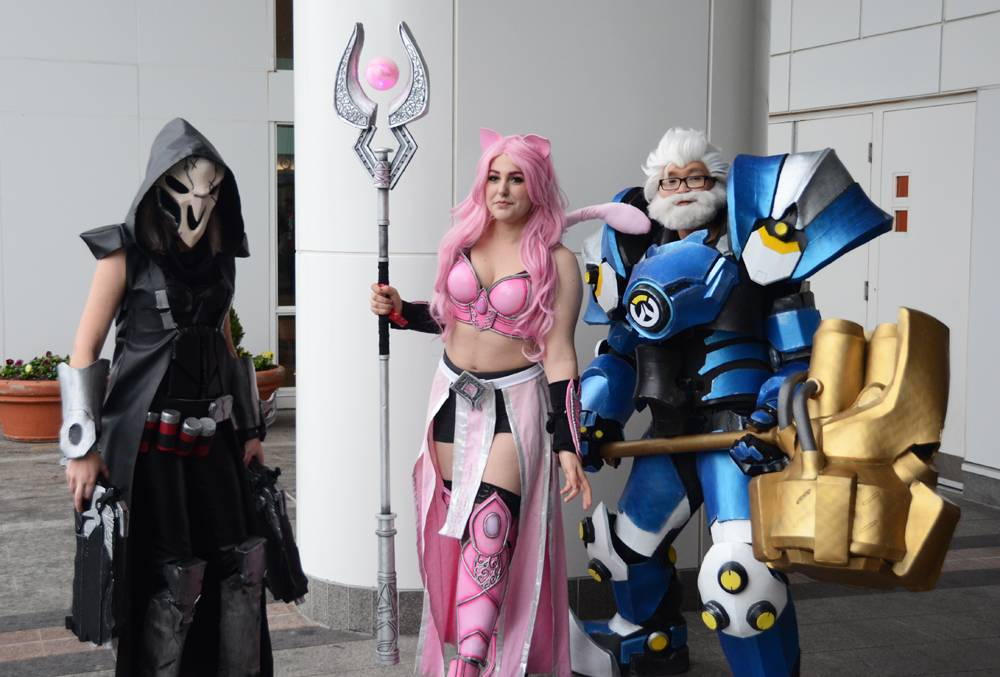 Fan Expo Vancouver 2017 cosplay photos