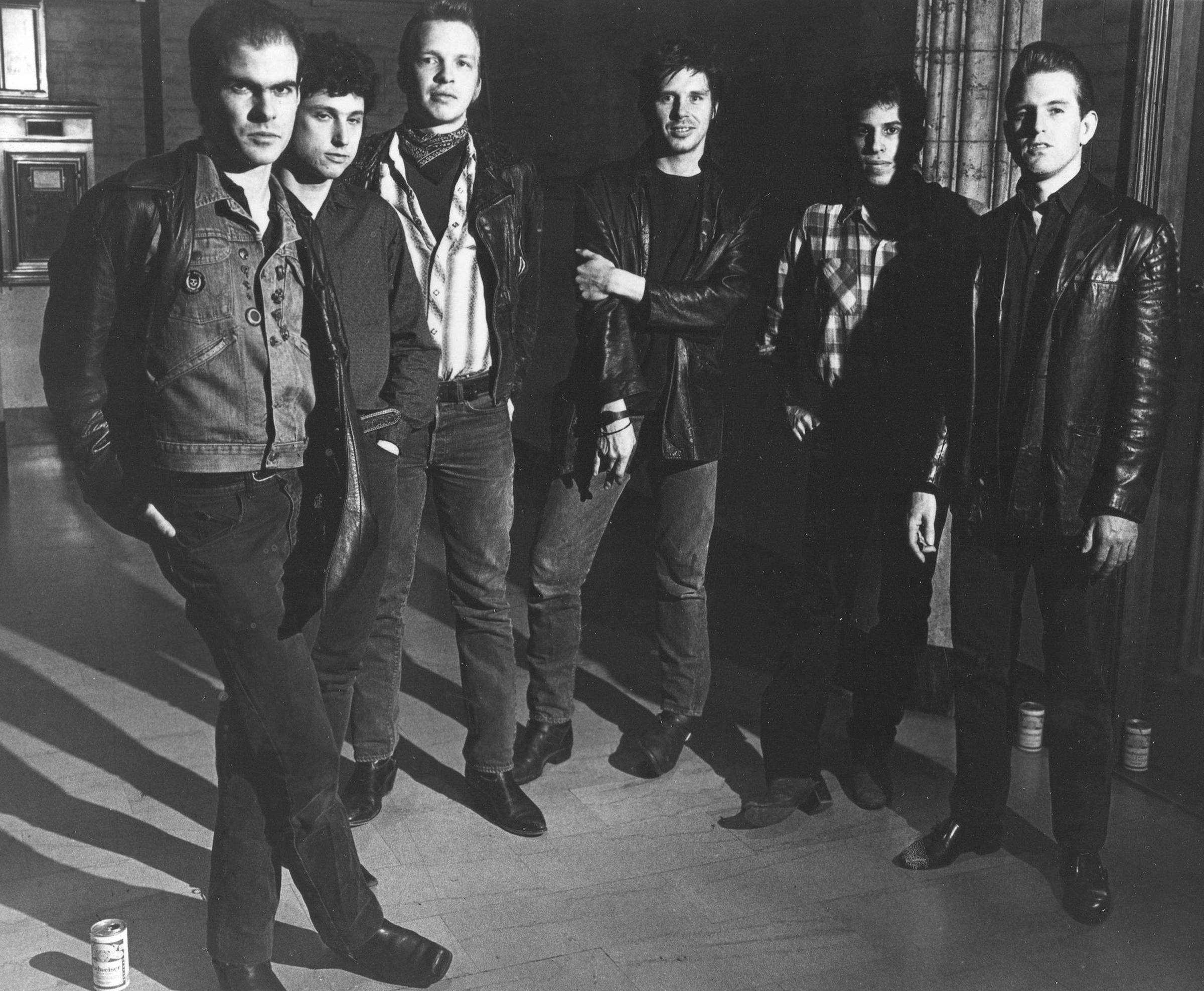 The Flesh Eaters at the Rickshaw Theatre, Vancouver