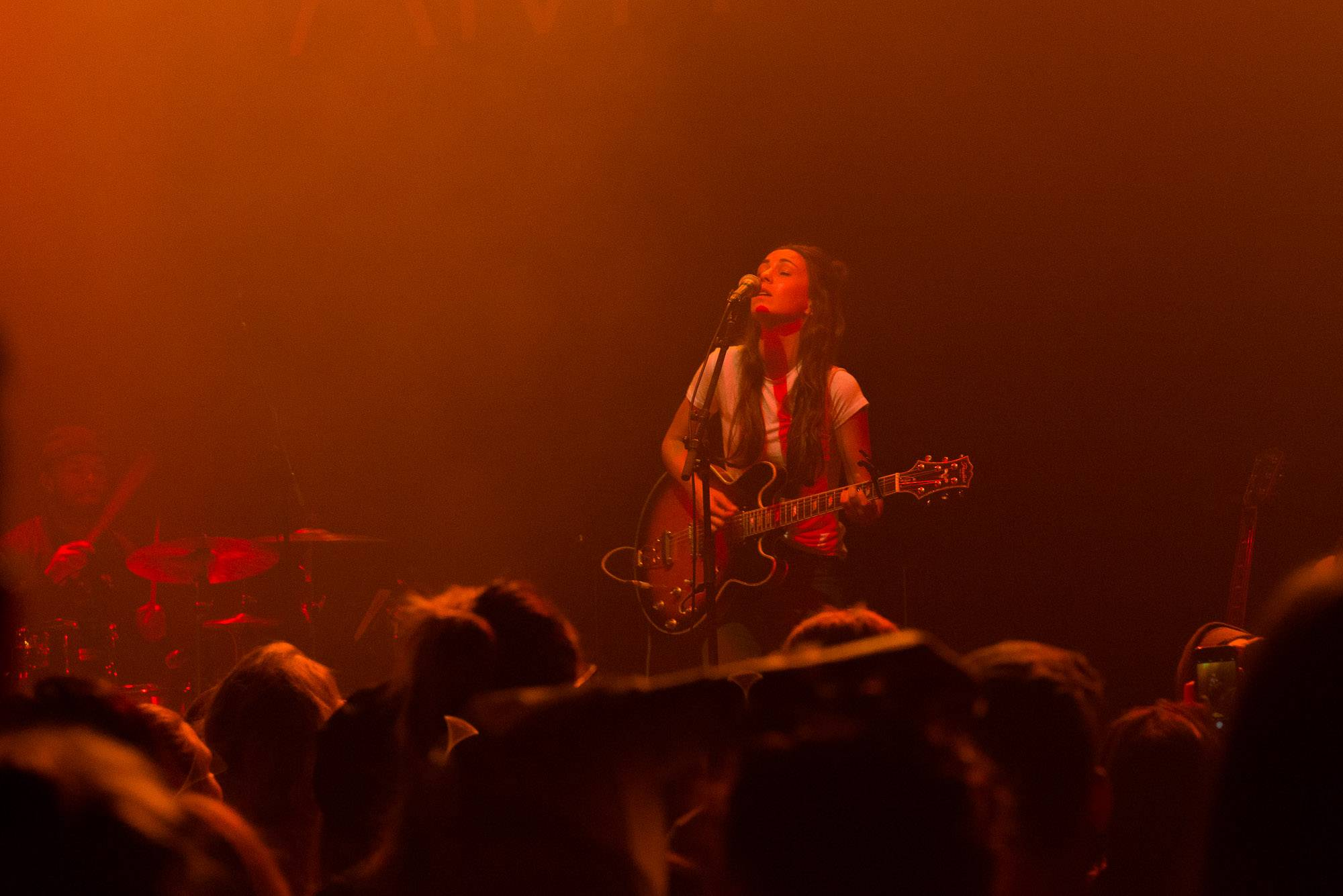 Amy Shark at the Imperial, Vancouver, Feb 26 2018. Jessica Vandergulik photo.