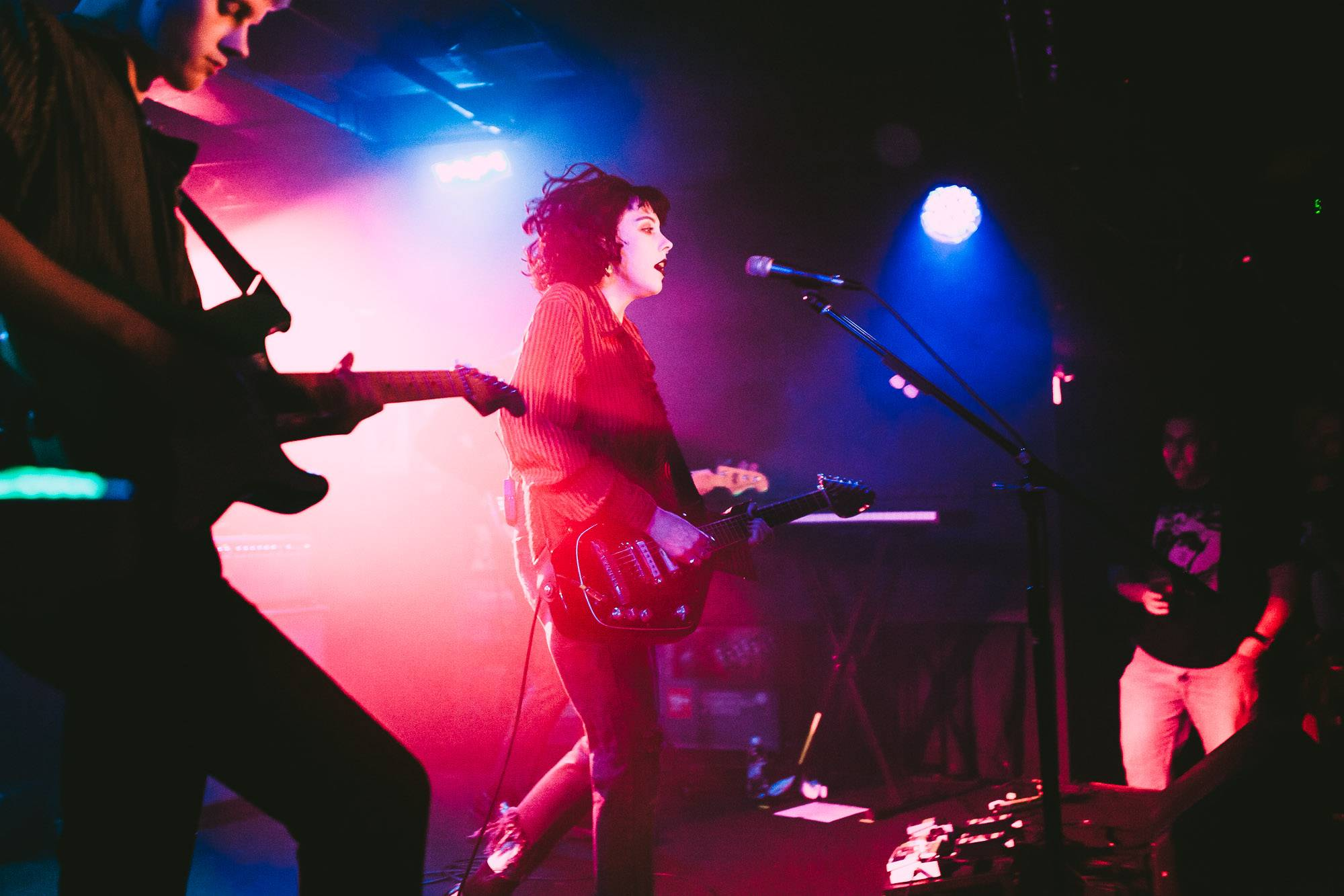 Pale Waves at the Biltmore Cabaret, Vancouver