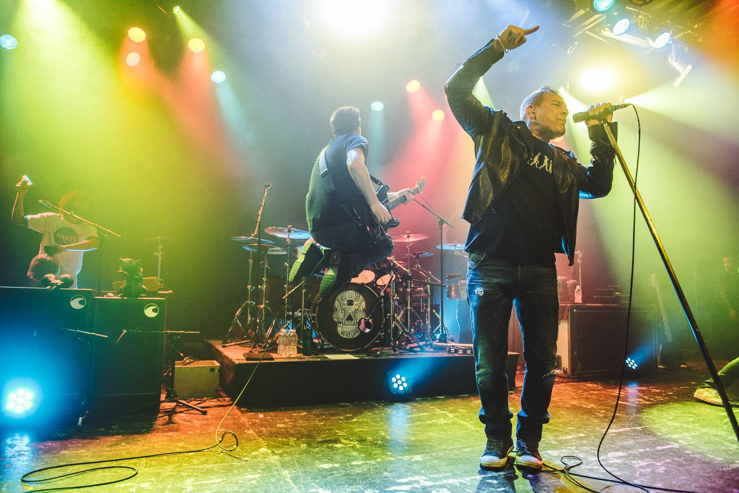 I Mother Earth at the Commodore Ballroom, Vancouver, May 2 2018. Pavel Boiko photo.