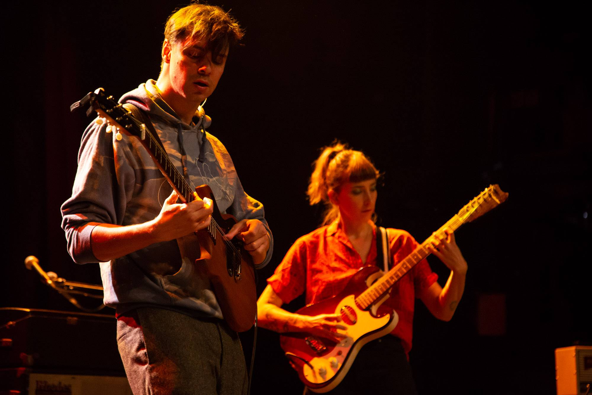 Dirty Projectors at the Vogue Theatre, Vancouver, June 22 2018. Kirk Chantraine photo.