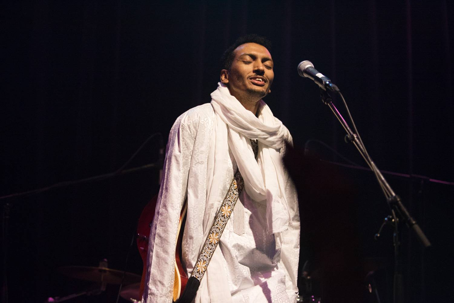 Bombino at the Imperial, Vancouver, July 22 2018. Pavel Boiko photo.