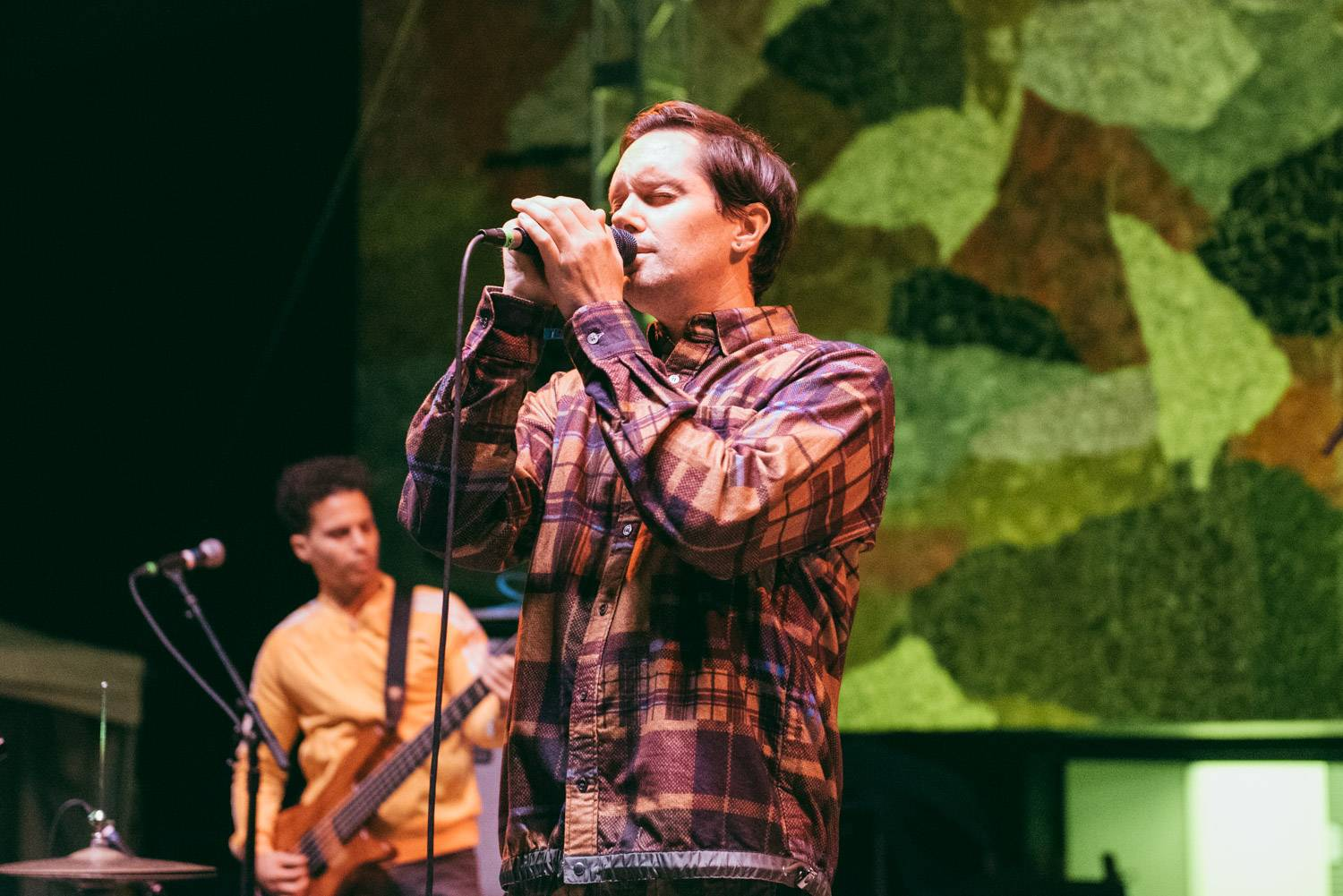 Rhye at the Bumbershoot Music Festival 2018 - Day1. Aug 31 2018. Pavel Boiko photo.