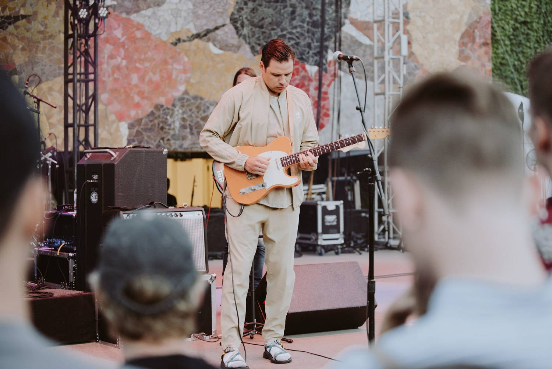 Bahamas at the Bumbershoot Music Festival 2018 - Day 3. Sept 2 2018. Pavel Boiko photo.