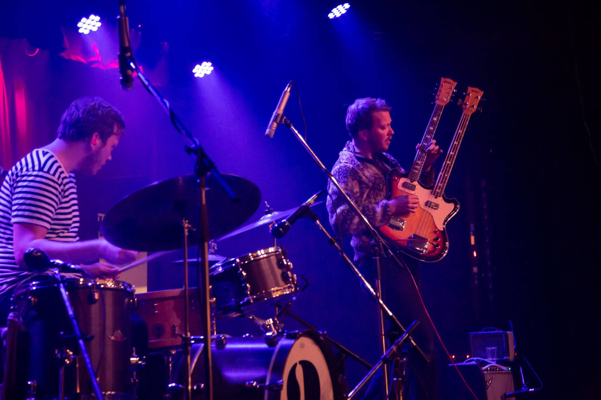 Mattson 2 at the Wise Hall, Vancouver, Sep 23 2018. Kirk Chantraine photo.