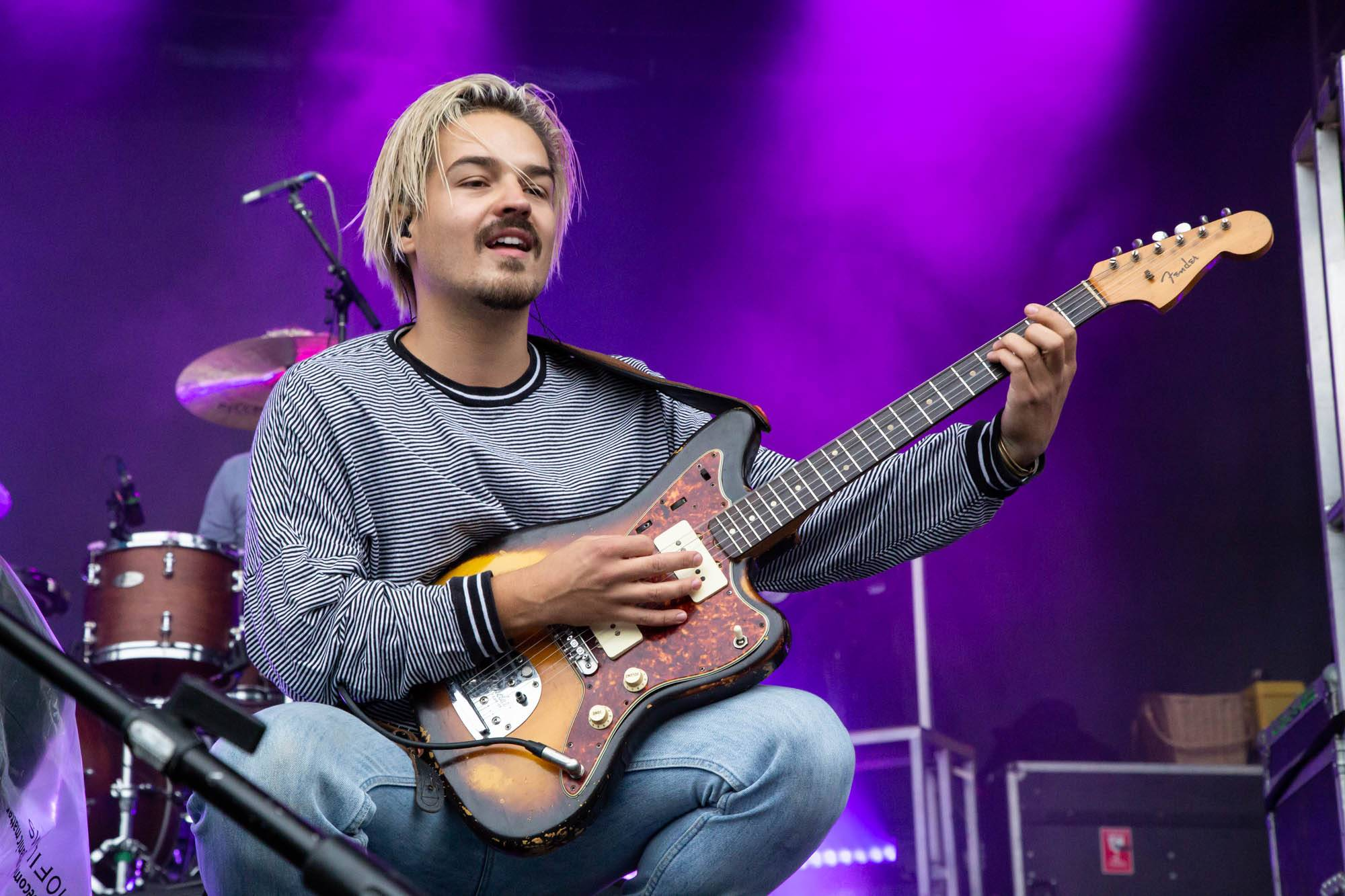 Milky Chance at Skookum Festival, Vancouver, Sep 8 2018. Kirk Chantraine photo.