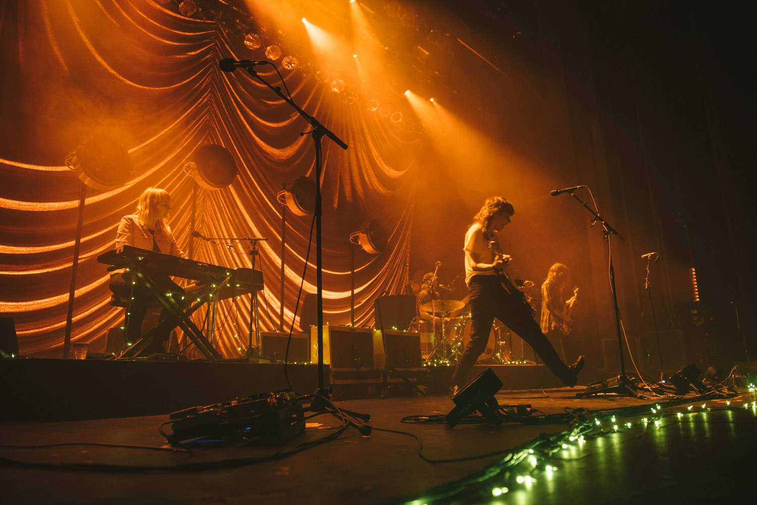 Courtney Barnett at the Vogue Theater, Vancouver, Oct 10 2018. Pavel Boiko photo.
