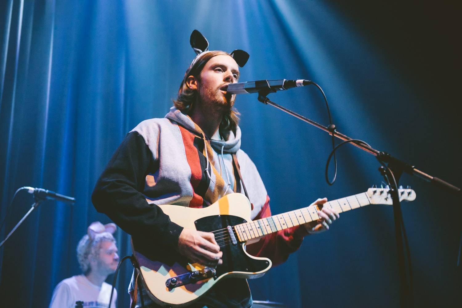 Wild Nothing at the Imperial, Vancouver, Oct 31 2018. Pavel Boiko photo.