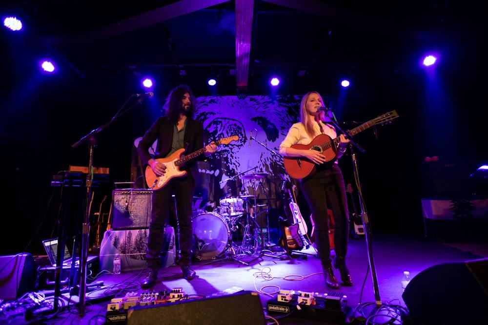 Luluc at The Crocodile, Seattle, Nov 16 2018. Kirk Chantraine photo.