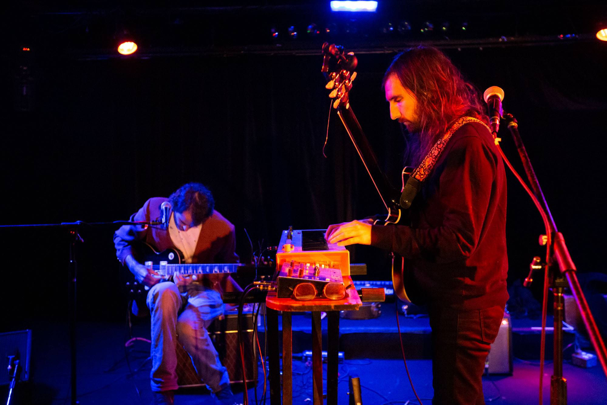 Mutual Benefit at the Biltmore Cabaret, Vancouver, Nov 21 2018. Kirk Chantraine photo.