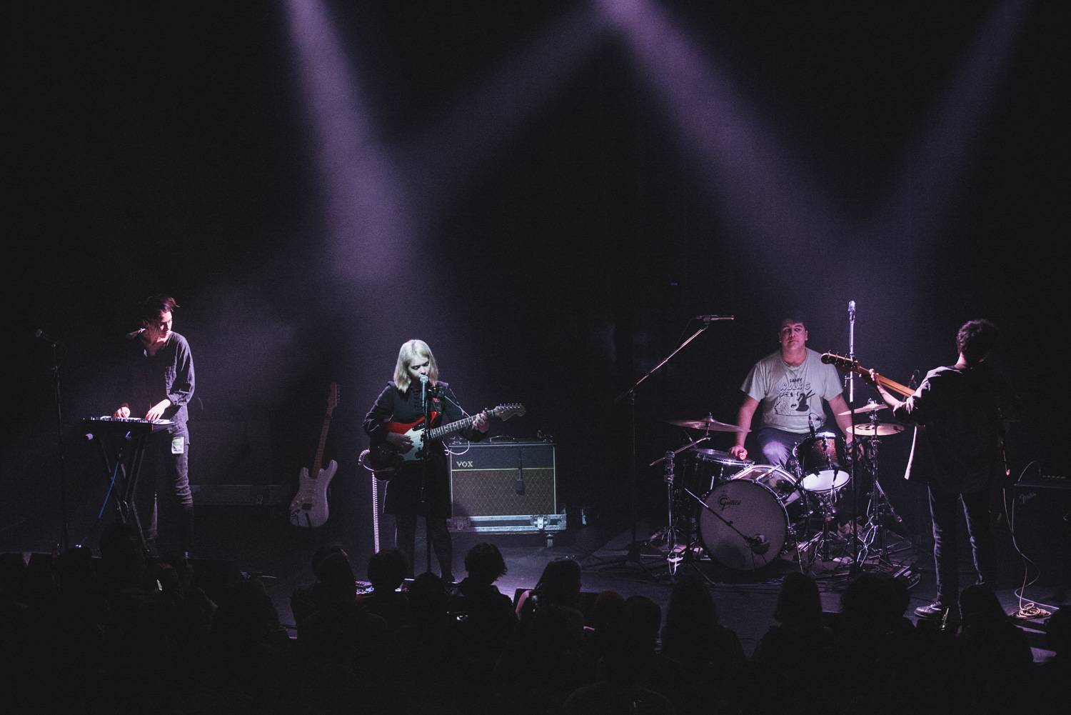 Snail Mail at the Imperial, Vancouver, Jan 27 2019. Pavel Boiko photo.