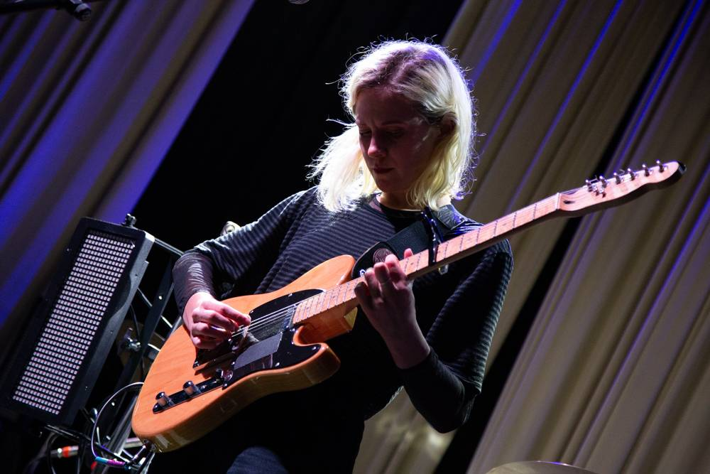 Helena Deland at the Imperial, Vancouver, Mar 23 2019. Kirk Chantraine photo.