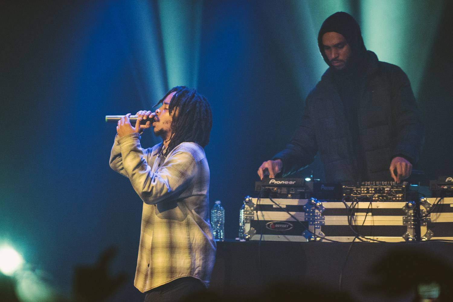 Earl Sweatshirt at the Commodore Ballroom, Vancouver, Apr 15 2019. Pavel Boiko photo.