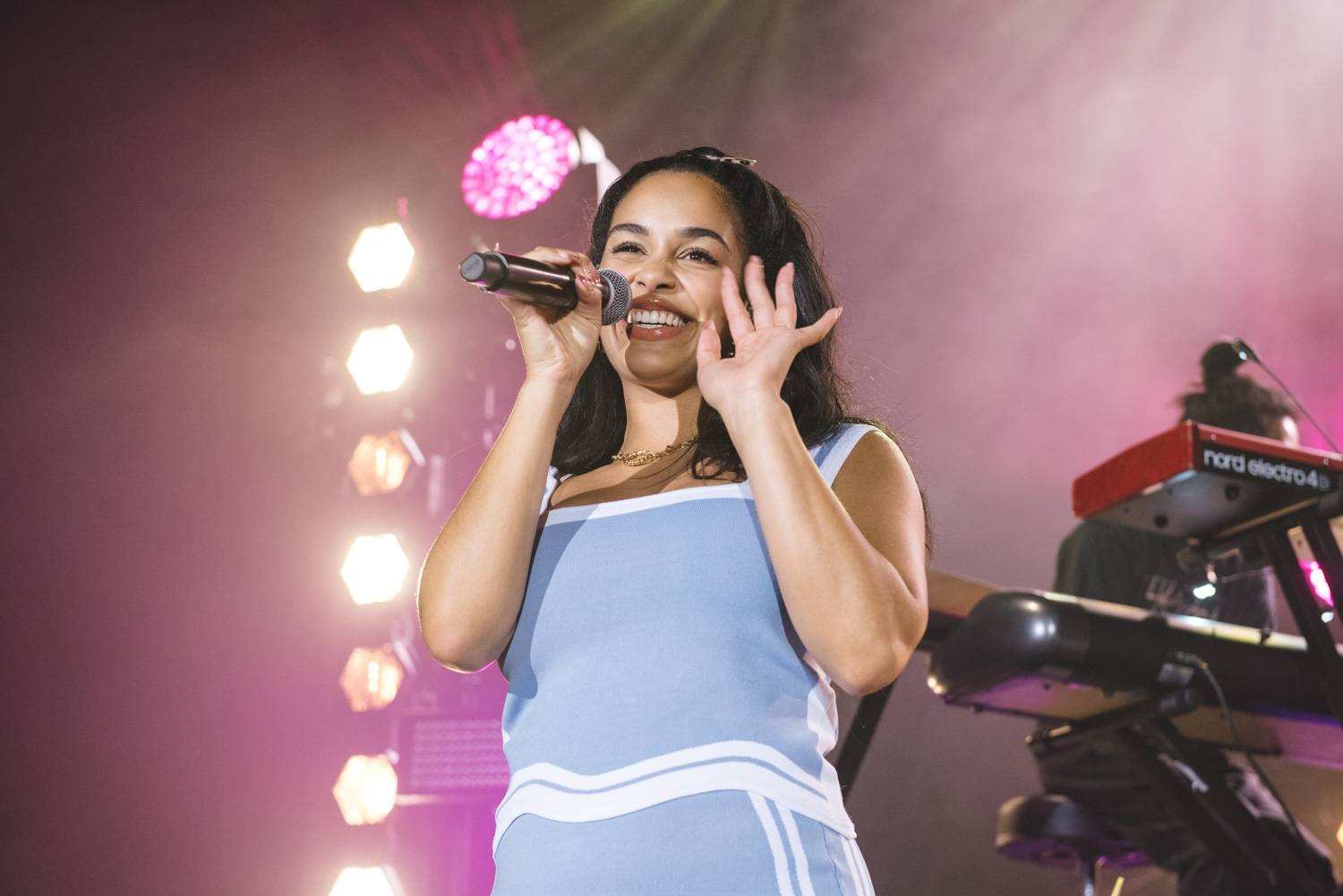Jorja Smith at the PNE Forum, Vancouver, May 22 2019. Pavel Boiko photo.