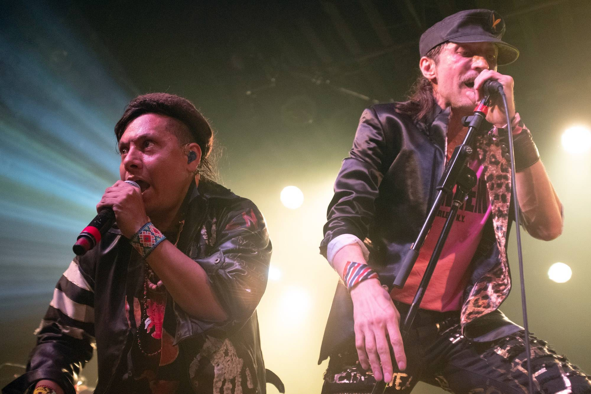 Gogol Bordello at the Commodore Ballroom, Vancouver, May 24 2019. Scott Alexander photo.