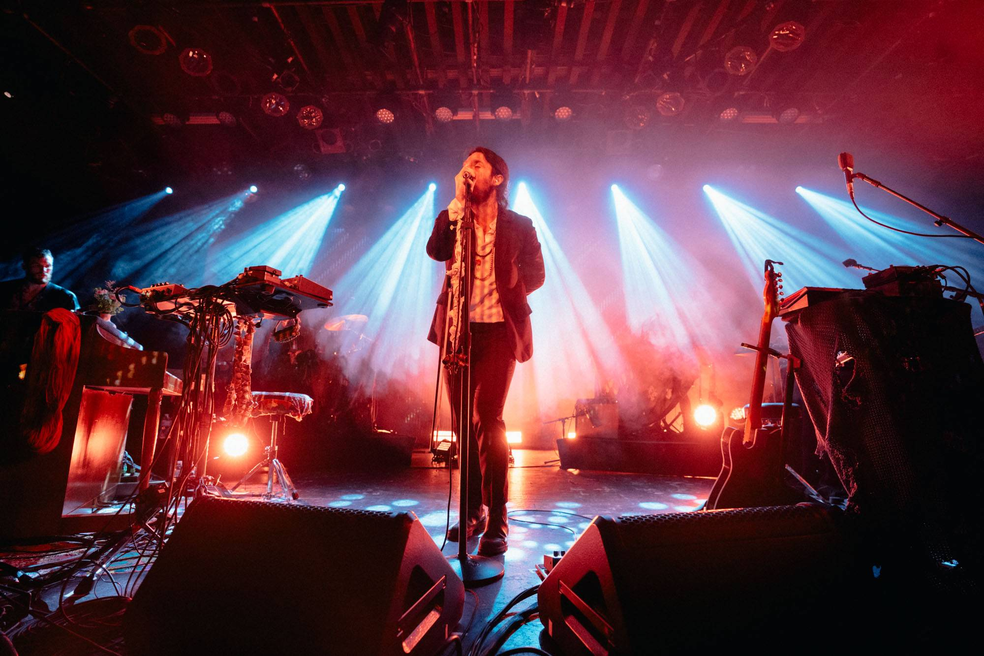 Nick Murphy at the Commodore Ballroom, Vancouver, Jun 9 2019. Audrey Alexandrescu photos.